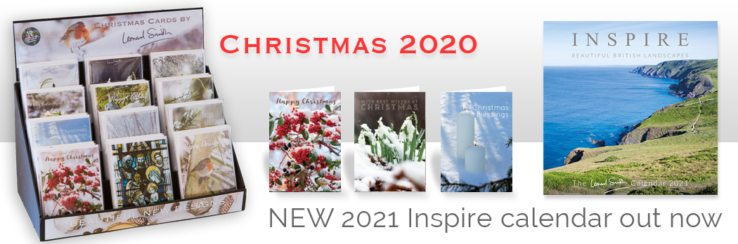 leonard smith photographic christmas cards and 2017 calendar